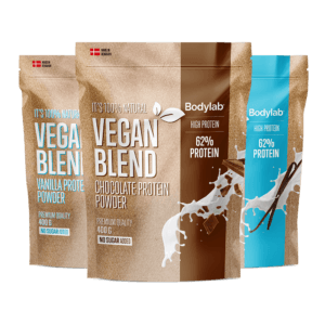 Bodylab Vegan Protein Blend (400 g)