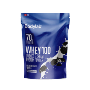 Bodylab Whey 100 (1 kg) - Cookies & Cream