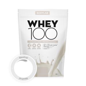Bodylab Whey 100 (1 kg) Neutral