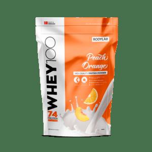 Bodylab Whey 100 (1 kg) - Peach/Orange