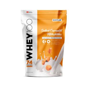 Bodylab Whey 100 (1 kg) Salted Caramel Milkshake