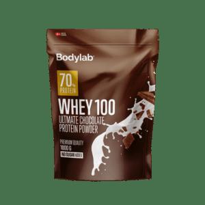 Bodylab Whey 100 (1 kg) - Ultimate Chocolate