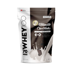 Bodylab Whey 100 (1 kg)-Ultimate Chocolate (Bestseller)