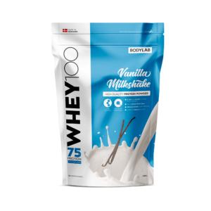 Bodylab Whey 100 (1 kg) Vanilla Milkshake