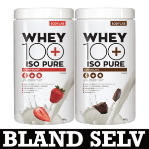Bodylab Whey 100 ISO Pure (2x 750g)