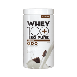 Bodylab Whey 100 ISO Pure (750 g) - Chocolate