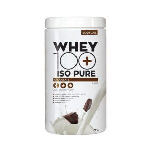 Bodylab Whey 100 ISO Pure (750g) Chocolate
