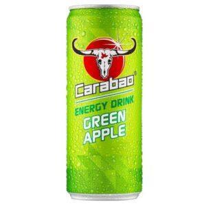 Carabao Green Apple Energy Drink