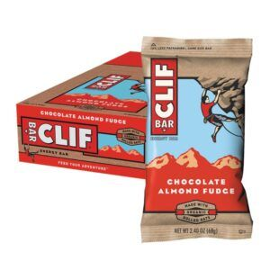 Clif Bar - Chocolate Almond Fudge (12x68g)
