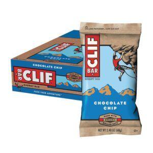 Clif Bar - Chocolate Chip (12x68g)