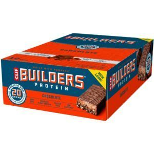 Clif Builders Protein Bar - Chocolate (12x68g)