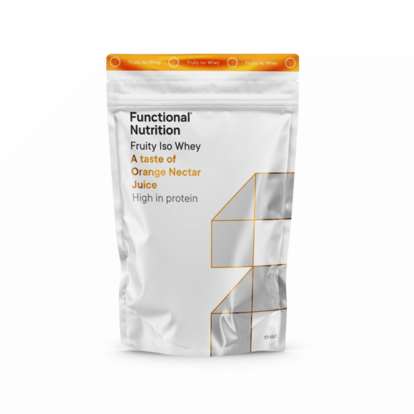 Functional Nutrition Fruity ISO Whey 700g-Orange Nectar