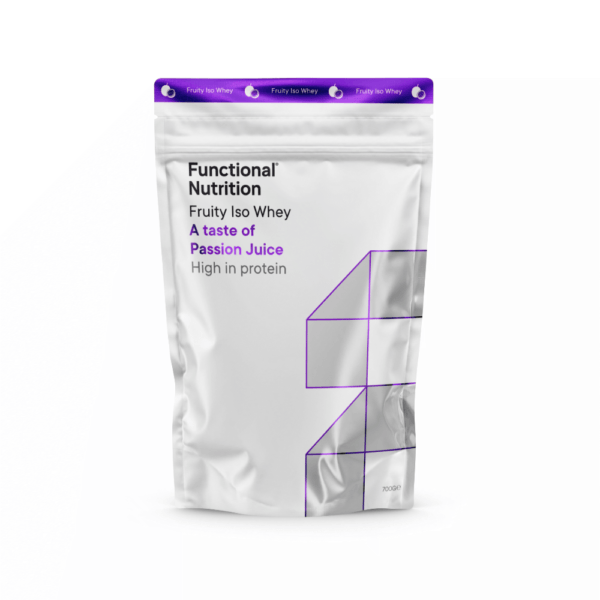 Functional Nutrition Fruity ISO Whey 700g-Passion Juice