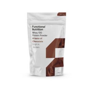 Functional Nutrition Whey 100 - 850g-Chocolate