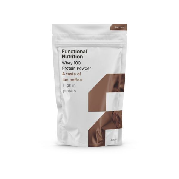 Functional Nutrition Whey 100 - 850g-Ice Coffee