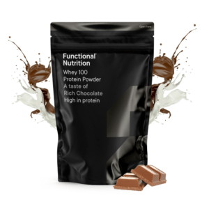 Functional Nutrition Whey 100 - 850g-Rich Chocolate (Limited Edition)