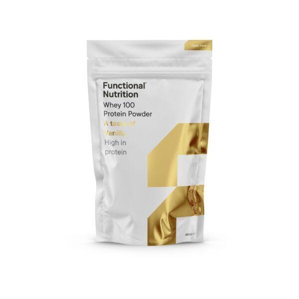 Functional Nutrition Whey 100 - 850g-Vanilla