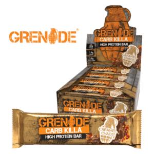 Grenade Carb Killa Caramel Chaos (12x60g)