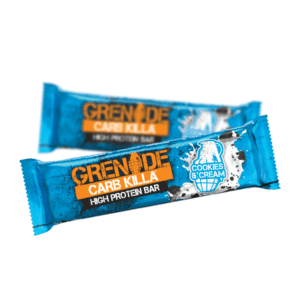 Grenade Carb Killa Cookies and Cream (1x60g)