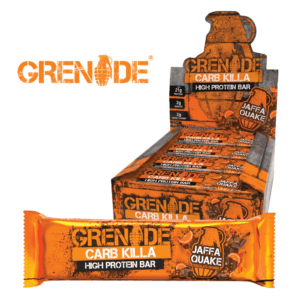Grenade Carb Killa Jaffa Quake (12x60g)