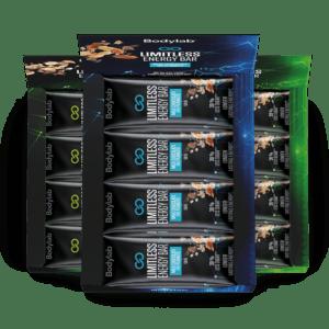 Limitless Energy Bar (12 x 50 g)
