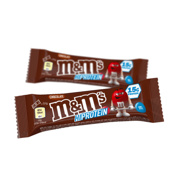 M&M's Hi Protein Bar Chocolate (51g)