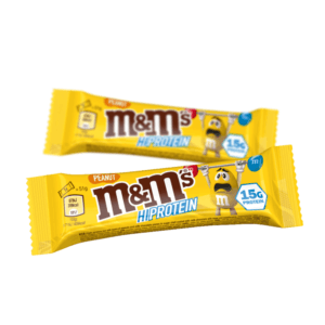 M&M's Hi Protein Bar Peanut (51g)