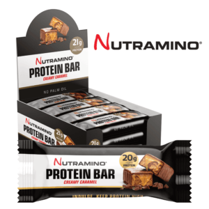 Nutramino Proteinbar Caramel (12x64g)