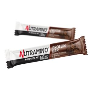 Nutramino Proteinbar Crispy Chocolate Brownie (1x64g)