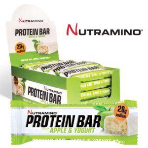 Nutramino Proteinbar Soft Apple & Yoghurt (25x60g)