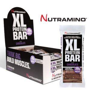 Nutramino XL Proteinbar - Chocolate (16x82g)
