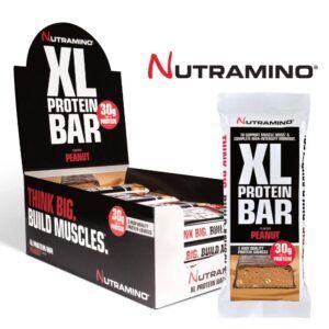 Nutramino XL Proteinbar - Chocolate & Peanut (16x82g)
