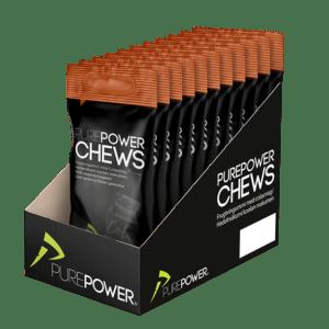 PurePower Cola Chews 12 x 40 g
