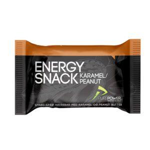 PurePower Energy Snack - Karamel/peanut - 60 gram
