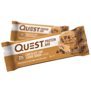 Quest Protein Bar Chocolate Chip Cookie Dough (60g)