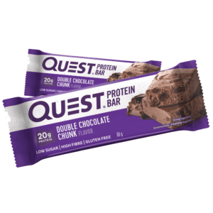 Quest Protein Bar Double Chocolate Chunk (60g)