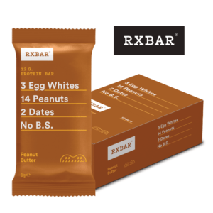 RX Bar Peanut Butter (12x 52g)