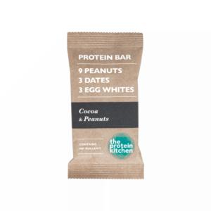 The Protein Kitchen Bar - Cocoa & Peanuts 55g