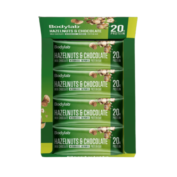 BODYLAB - HAZELNUTS & CHOCOLATE