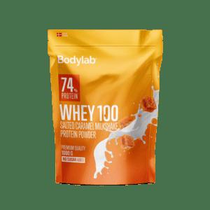 Bodylab Whey 100 (1 kg) - Salted Caramel Milkshake