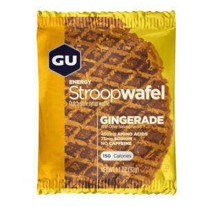 GU Energy Stroopwafel - Gingerade - 32 gram