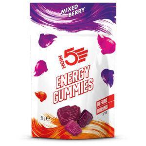 High5 Energy Gummies - Vingummi med frugtsmag - 26 gram