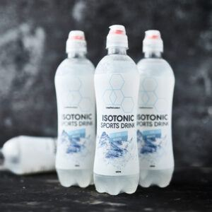 LinusPro Pure Isotonic sports drink - Ice White flavour (12 stk)