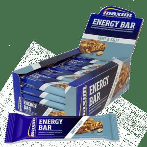 Maxim Energy Bar Sweet & Salty 12x55g