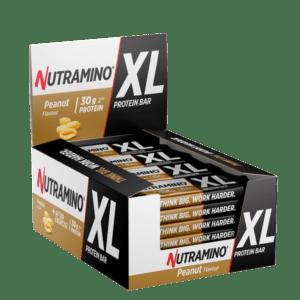 Nutramino XL Protein Bar Peanut 16x82g
