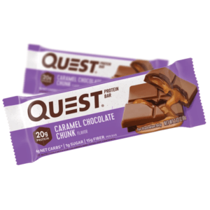 Quest Protein Bar Caramel Chocolate Chunk (60g)