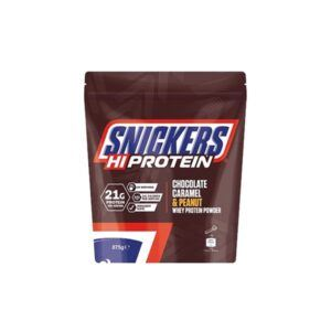 Snickers Whey Protein Chocolate Caramel & Peanut 875g