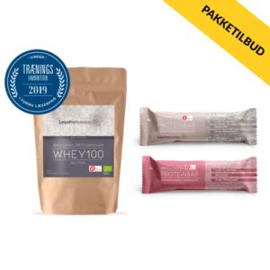 Den økologiske pakke - Premium (med 12 bars)