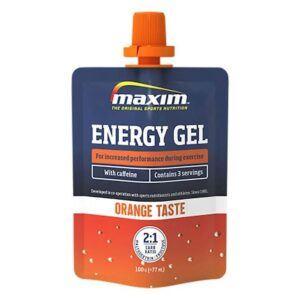 Maxim Energy Gel Orange, 100ml