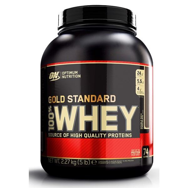 Optimum Nutrition Gold Standard 100% Whey 2,26kg